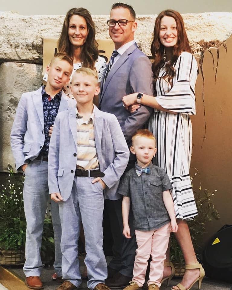 Pastor-Jerod-Davis-Family